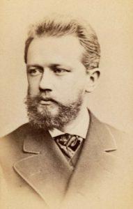 Pyotr Ilyich Tchaikovsky (1840-1893) in 1874, age 34
