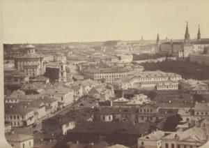 Moscow, circa 1860