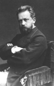 Pyotr Ilyich Tchaikovsky (1840-1893) in 1874