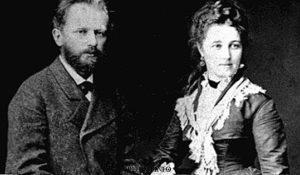 Antonina (1849-1917) and Peter, summer 1877