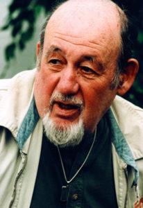 Orrin Keepnews (1923-2015) circa 1995