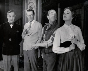 My Fair Lady, original Broadway cast