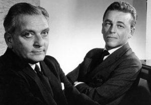 "Alan Jay Lerner and Frederick ""Fritz"" Loewe"