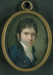 Ludwig/Louis/Luigi van Beethoven in 1803