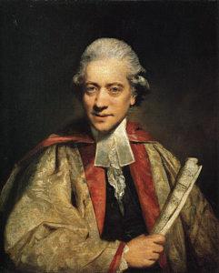 Charles Burney by Sir Joshua Reynolds (1781)
