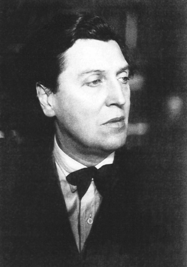 Alban Berg circa 1930
