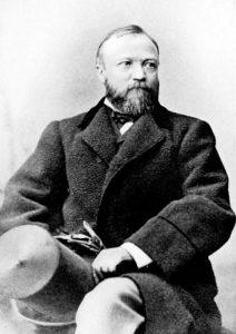 Andrew Carnegie (1835-1919), circa 1878