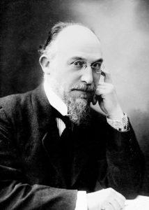 Erik Satie in 1920