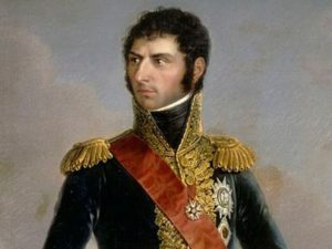General Jean Bernadotte