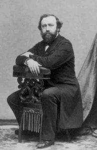 Adolphe Sax circa 1850