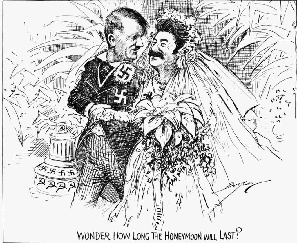 Clifford Berryman, The Washington Star, October 9, 1939