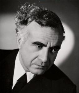 """Carlos Chávez (1899-1978)"""", circa 1950"""