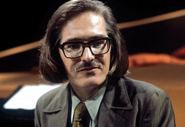 Bill Evans (1929-1980) in 1972