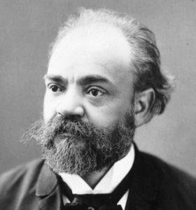 Antonin Dvořák photographed in New York City circa 1893
