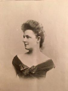 Jeanette Meyers Thurber in 1894