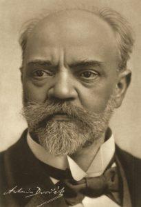 Antonin Dvořák circa 1895