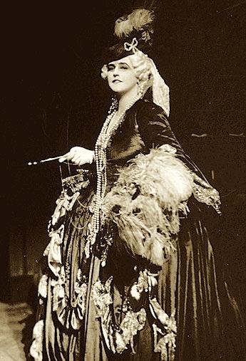 Lotte Lehmann (1888-1976) as the Marschallin in Richard Strauss' Der Rosenkavalier