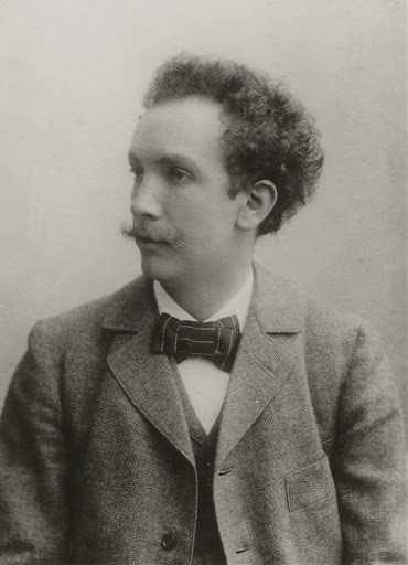 Richard Strauss circa 1895